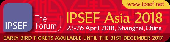 IPSEF Asia 2018. Shanghai, China