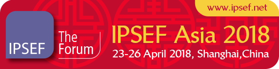 IPSEF Asia 2018. Shanghai, China
