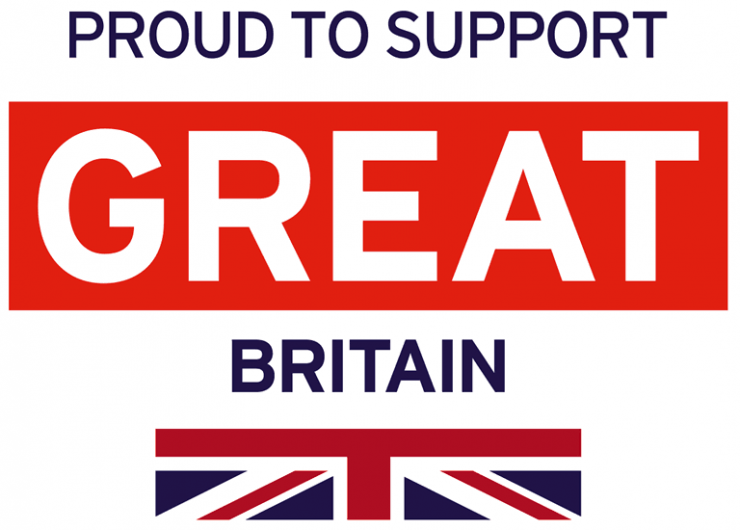DIT - Proud to support Great Britain